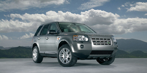 2008 Land Rover LR2 Reviews / Specs / Pictures