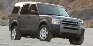 2008 Land Rover LR3 Reviews / Specs / Pictures