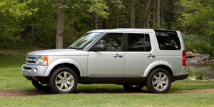 Land Rover LR3 Reviews / Specs / Pictures
