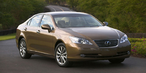 2008 Lexus ES 350 Reviews / Specs / Pictures