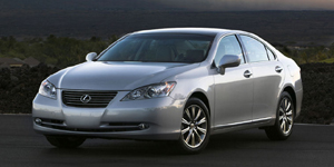 2009 Lexus ES 350 Reviews / Specs / Pictures