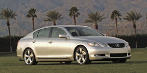 2006 Lexus GS Reviews / Specs / Pictures