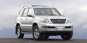 2003 Lexus GX Reviews / Specs / Pictures