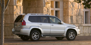 2008 Lexus GX Reviews / Specs / Pictures