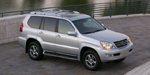 2009 Lexus GX Reviews / Specs / Pictures