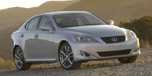 2008 Lexus IS Reviews / Specs / Pictures