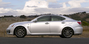 2009 Lexus IS Reviews / Specs / Pictures