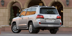 2009 Lexus LX Reviews / Specs / Pictures