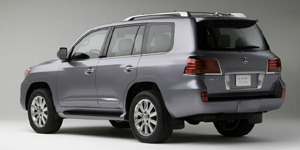 2010 Lexus LX Reviews / Specs / Pictures