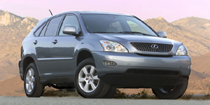 2004 Lexus RX Reviews / Specs / Pictures