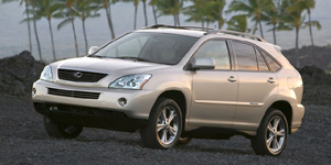 2008 Lexus RX Reviews / Specs / Pictures