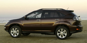 2009 Lexus RX Reviews / Specs / Pictures