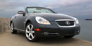 2008 Lexus SC Reviews / Specs / Pictures