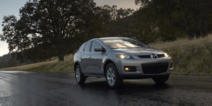 2007 Mazda CX7 Reviews / Specs / Pictures