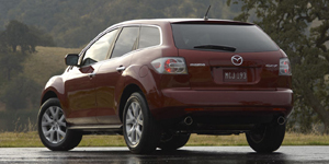 2008 Mazda CX7 Reviews / Specs / Pictures