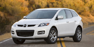 Mazda CX7 Reviews / Specs / Pictures