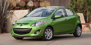 Mazda Mazda2 Reviews / Specs / Pictures