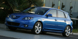 2004 Mazda Mazda3 Reviews / Specs / Pictures