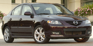 2008 Mazda Mazda3 Reviews / Specs / Pictures