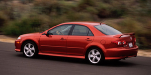 2004 Mazda Mazda6 Reviews / Specs / Pictures