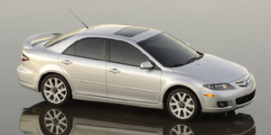 2008 Mazda Mazda6 Reviews / Specs / Pictures