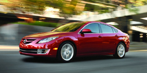 2009 Mazda Mazda6 Reviews / Specs / Pictures