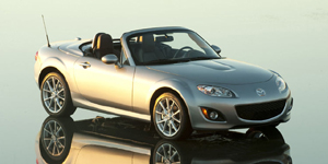 2009 Mazda MX5 Reviews / Specs / Pictures