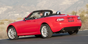 Mazda MX5 Reviews / Specs / Pictures