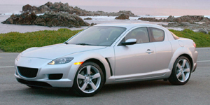 2004 Mazda RX8 Reviews / Specs / Pictures
