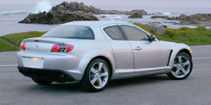 2008 Mazda RX8 Reviews / Specs / Pictures