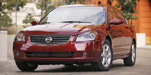 2005 Nissan Altima Pictures