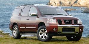2004 Nissan Armada Reviews / Specs / Pictures