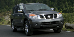 Nissan Armada Reviews / Specs / Pictures