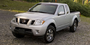 2009 Nissan Frontier Reviews / Specs / Pictures