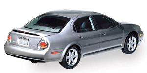 2002 Nissan Maxima Reviews / Specs / Pictures