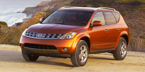 2003 Nissan Murano Reviews / Specs / Pictures