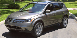 2004 Nissan Murano Reviews / Specs / Pictures