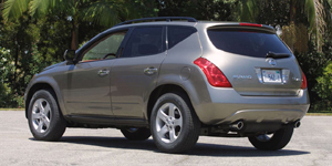 2005 Nissan Murano Reviews / Specs / Pictures