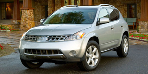 2006 Nissan Murano Reviews / Specs / Pictures