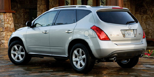 2007 Nissan Murano Reviews / Specs / Pictures