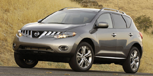 2009 Nissan Murano Reviews / Specs / Pictures