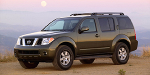 2005 Nissan Pathfinder Pictures