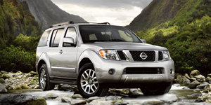 2008 Nissan Pathfinder Reviews / Specs / Pictures