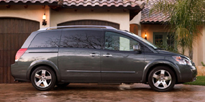 2008 Nissan Quest Reviews / Specs / Pictures