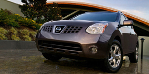 2008 Nissan Rogue Reviews / Specs / Pictures
