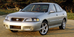 2002 Nissan Sentra Reviews / Specs / Pictures