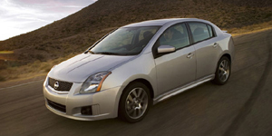 2008 Nissan Sentra Reviews / Specs / Pictures