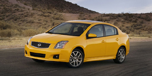 2009 Nissan Sentra Reviews / Specs / Pictures