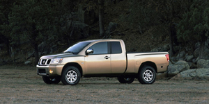 2004 Nissan Titan Reviews / Specs / Pictures
