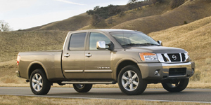 2008 Nissan Titan Reviews / Specs / Pictures